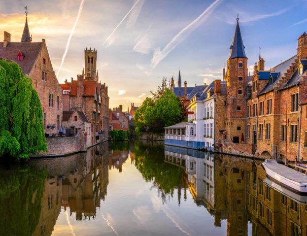 Brugge water